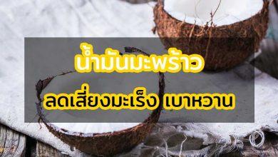 Photo of 7 ประโยชน์ของน้ำมันมะพร้าว เพียงแค่เปลี่ยนน้ำมันปรุงอาหารก็สุขภาพดีขึ้นแล้ว